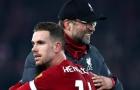 Tròn 10 năm Henderson khoác áo Liverpool, Klopp nói luôn 1 điều