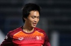 Tuấn Anh tập riêng, bỏ ngỏ khả năng ra sân trận Malaysia