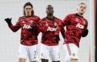 2 ngôi sao trở thành chìa khóa chuyển nhượng của Man Utd