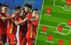 """Đội hình ĐT Việt Nam đấu Malaysia: """"Song Đức"""" góp mặt?"""