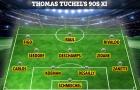 Đội hình trong mơ của Thomas Tuchel: 'Tượng đài' Man Utd góp mặt, Chelsea có 2 cái tên