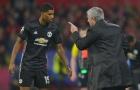 Sau Shaw, Mourinho 'loại' Rashford khỏi đội hình chính ĐT Anh