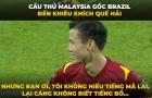 Cười té khói với loạt ảnh chế Việt Nam thắng Malaysia