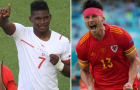 'Double' không chiến, Wales hòa nghẹt thở với Thụy Sĩ
