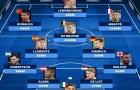 Đội hình 'một cho tất cả' EURO 2020: Bất ngờ Tam sư!
