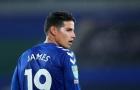 James Rodriguez phá vỡ im lặng về thông tin trở lại Real
