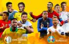 Siêu đội hình EURO vs Copa America: 'Mèo nào cắn mỉu nào'?