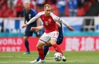 Eriksen nhận danh hiệu cầu thủ hay nhất trận Đan Mạch - Phần Lan