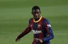 Man Utd chưa từ bỏ Ousmane Dembele