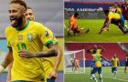 Neymar chói sáng, Brazil thắng lớn ở Copa America