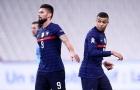 Tuyển Pháp có vấn đề trước khi ra quân ở EURO 2020?