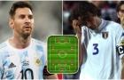 Messi, Cruyff, Maldini: Đội hình huyền thoại chưa từng giành danh hiệu với đội tuyển