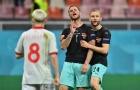 CHÍNH THỨC: UEFA phạt Arnautovic sau sự cố văng tục