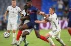 Deschamps nói gì sau khi tuyển Pháp thắng dễ 'cỗ xe tăng' Đức?