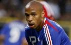 Pháp 2008 và những ứng viên vô địch EURO bị loại từ vòng bảng