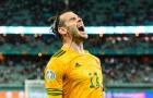 Bale trình diễn 2 bộ mặt, xứ Wales vượt ải Thổ Nhĩ Kỳ