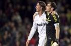 Đội hình thi đấu cùng Ramos nhiều trận nhất: Marcelo thứ 3