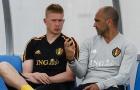 HLV Bỉ tiết lộ kế hoạch sử dụng De Bruyne tại vòng bảng EURO 2020