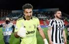 CHÍNH THỨC! Rời Juventus, Buffon xuống Serie B thi đấu
