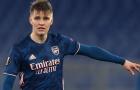 Real Madrid đổi Odegaard lấy ngôi sao của Arsenal