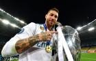 Lộ mức lương Sergio Ramos muốn nhận ở Man Utd