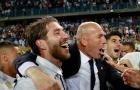 Ramos rời Real Madrid, Zidane phá vỡ im lặng