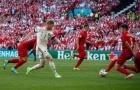 TRỰC TIẾP Đan Mạch 1-2 Bỉ (KT): Thắng lợi nghẹt thở cho Quỷ đỏ