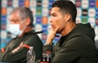 UEFA lên tiếng về hành động của Cristiano Ronaldo