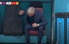 HLV Deschamps nổi giận sau bàn thua của tuyển Pháp