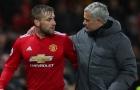 Jose Mourinho phản pháo lời buộc tội từ Luke Shaw