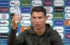 'Ronaldo có thể làm được nhiều điều hơn gạt chai Coca-Cola'