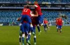 Thắng sát nút, Chile chiếm ngôi đầu bảng A Copa America