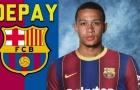 CHÍNH THỨC: Memphis Depay gia nhập Barcelona