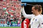 ĐT Pháp mất điểm, Griezmann đổ lỗi cho… 60.000 người hâm mộ