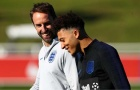 HLV ĐT Anh hé lộ kế hoạch sử dụng Jadon Sancho tại EURO 2020