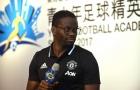 Louis Saha chỉ ra tiền đạo hoàn hảo cho Man Utd
