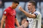 Sao tuyển Đức: 'Tôi đã không hỏi Ronaldo đổi áo'