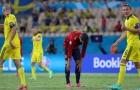 Thông số chỉ rõ sự yếu kém trong khâu dứt điểm của TBN tại EURO 2020