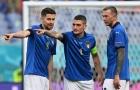 Có một Italia rất khác tại EURO 2020