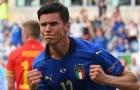 Người hùng tuyển Ý tiết lộ nét tương đồng của Azzurri với 1 CLB