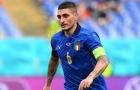 Verratti lên tiếng về suất đá chính tại tuyển Italia
