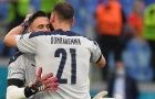 Vì sao Roberto Mancini thay thủ môn ở phút 89?