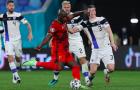 Bỉ phô diễn sức mạnh, tấm vé thứ 2 ở bảng B quá kịch tính