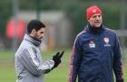 CHÍNH THỨC! Arsenal chia tay Steve Bould