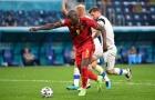 Được đặt lên bàn cân với Ronaldo, Lukaku đáp trả nhẹ nhàng