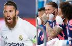 Ramos đã tiết lộ với bạn thân về bến đỗ mới