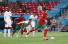 10 thống kê thú vị nhất trận Bồ Đào Nha 2-2 Pháp