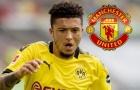Sancho, bản hợp đồng ký 1 được 3 của Man Utd?