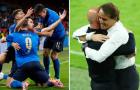 5 điểm nhấn Ý 2-1 Áo: Phép toán lỗi của Mancini; Giá trị quân bài tẩy