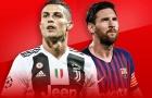 Sau Messi và Ronaldo, Eto'o chỉ ra vị thần thứ 3 của bóng đá đương đại